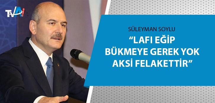 İçişleri Bakanı Soylu açıkladı