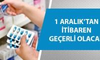 Adana'da eczanelerin çalışma saatlerinde değişiklik!