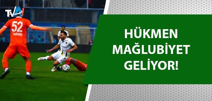 Menemenspor, Adana'da 6 yabancıyla oynadı!