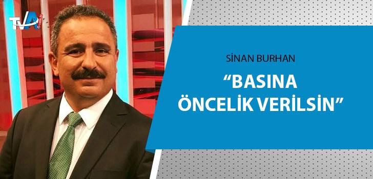Anadolu Yayıncılar Derneği Başkanı Burhan'dan aşı açıklaması