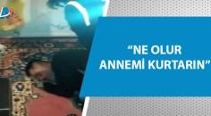 Adana'da polisin takibi dramı ortaya çıkardı