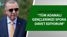 Adana Yeni Stadına kavuştu!