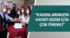 """Adana'da """"menopoz okulu"""" açıldı"""