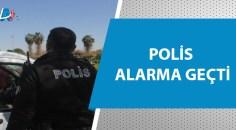 Adana'da paramotor paniği
