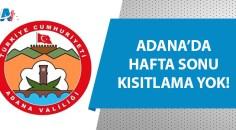 Adana Valiliği'nden açıklama!