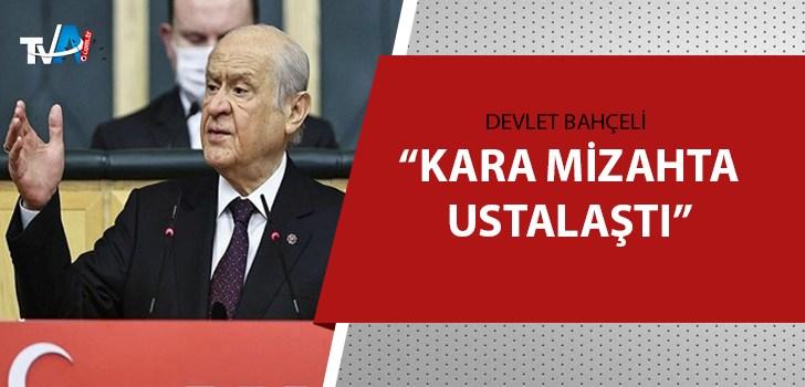 Bahçeli'den Kılıçdaroğlu'na yönelik flaş sözler