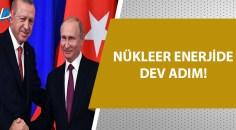 Erdoğan ve Putin'den önemli açıklamalar