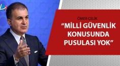AK Parti Sözcüsü Çelik'ten Kılıçdaroğlu'na sert tepki!