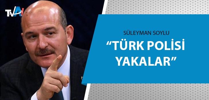 İçişleri Bakanı Süleyman Soylu duyurdu