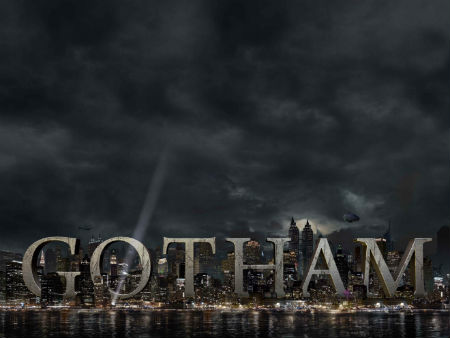 """""""Gotham"""" to broadcast first and exclusively on WarnerTV"""