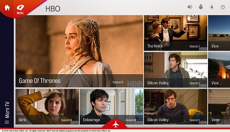 Qantas brings HBO favourites to the sky