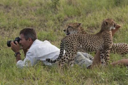 ITV Studios and Wolhuter develop wildlife documentaries