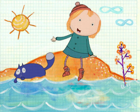 """""""Peg + Cat"""" wins three Emmys at the 2014 Daytime Emmy Awards"""
