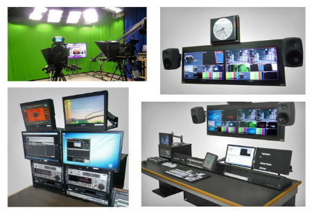 The Mali Office of Radio and Television chooses Studiotech Belgium