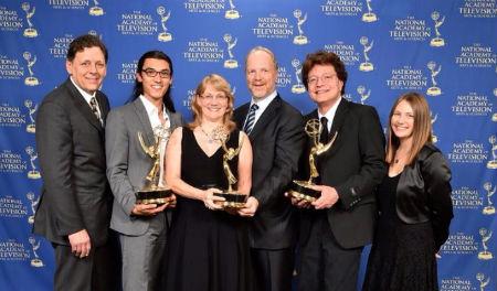 """Chasing Ice"" wins Emmy Award"
