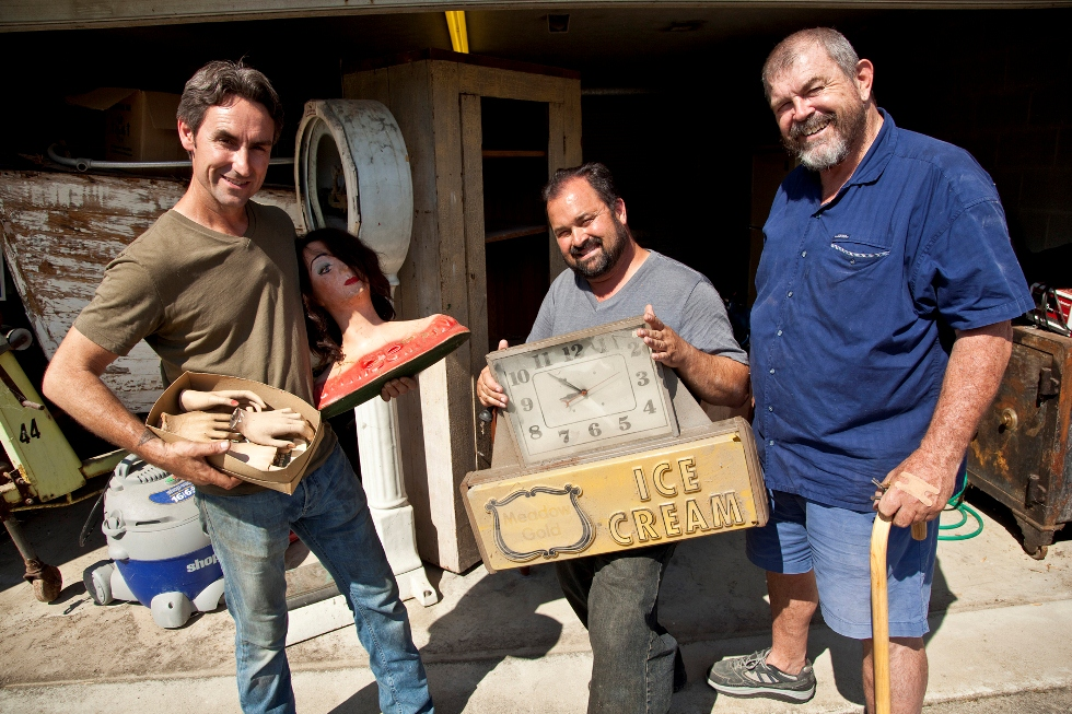 A+E Networks licenses American Pickers format