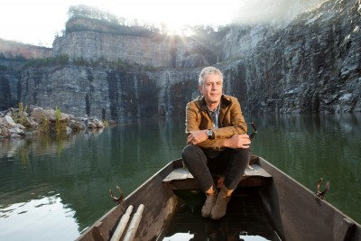 """""""Anthony Bourdain Parts Unknown"""" launches on CNN International on April 15"""