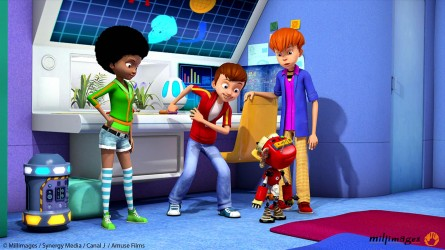 Millimages to launch new animated series at MIPCOM