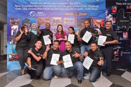 Astro wins CSR award