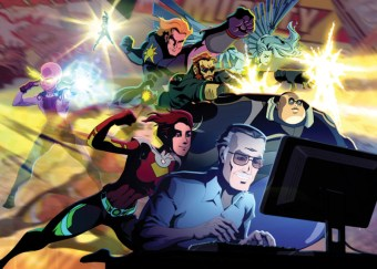 Stan Lee's Mighty 7 photo