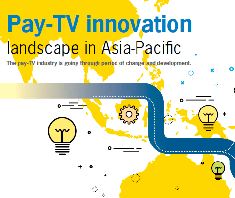 Pay-TV innovation landscape in Asia-Pacific
