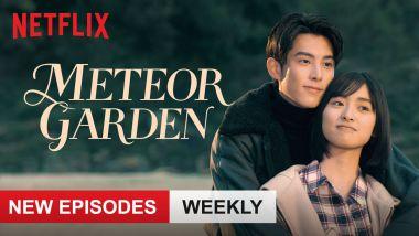 Meteor Garden Netflix