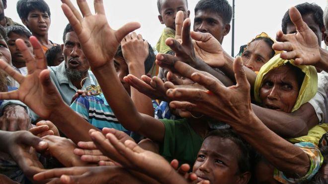 BBC marks anniversary of Rohingya crisis