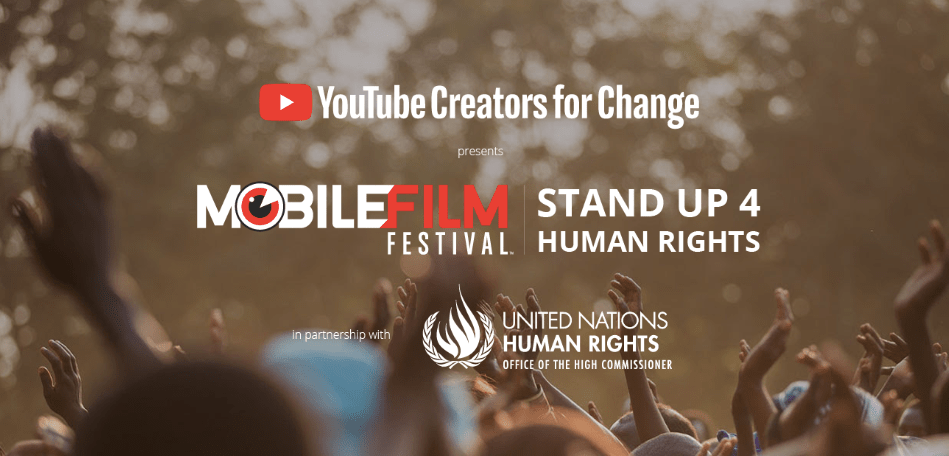Mobile Film Festival returns this year to celebrate Human Rights