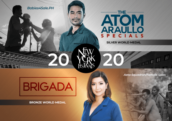 GMA Network New York Festivals