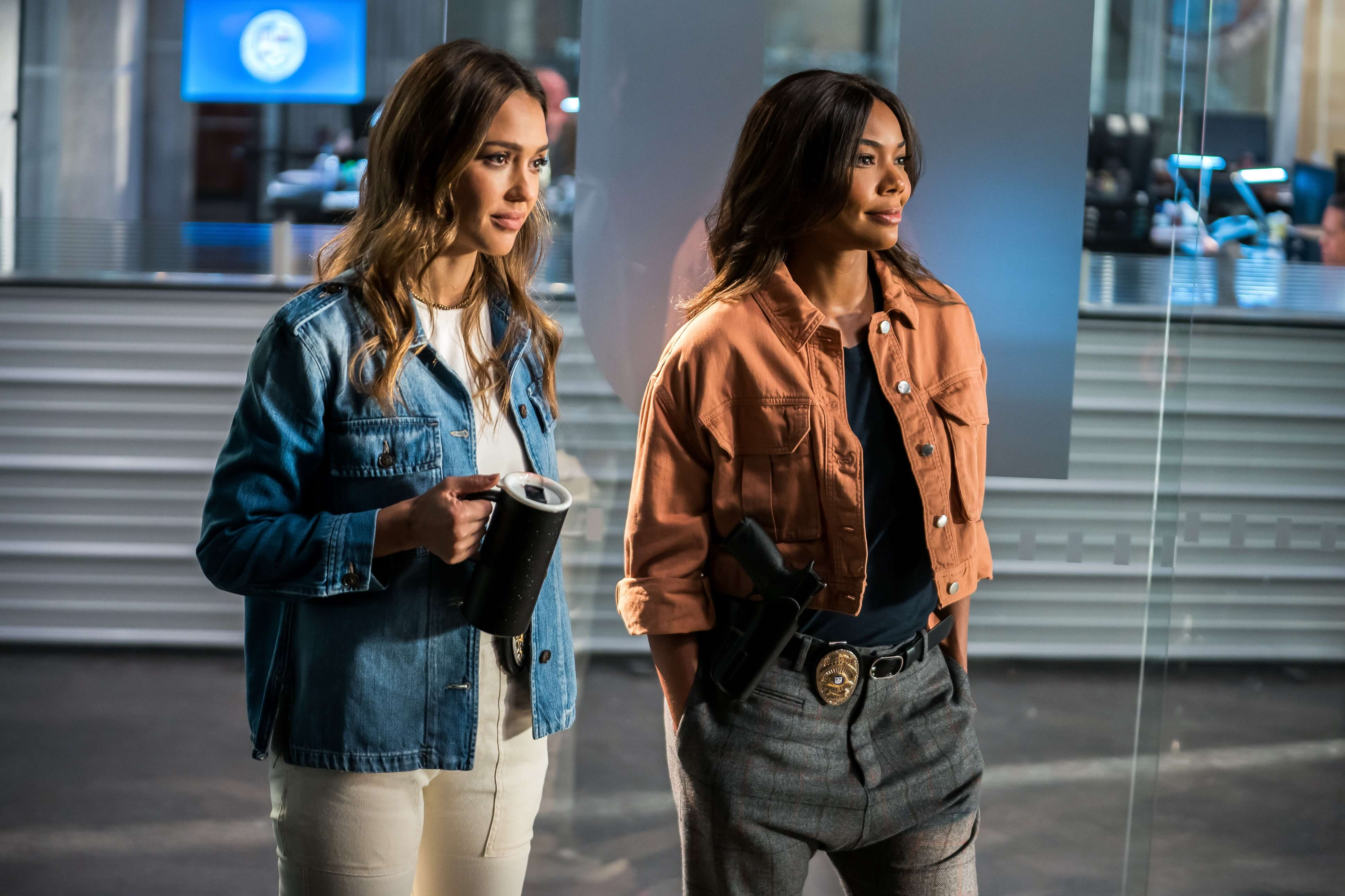 Gabrielle Union, Jessica Alba are turning up the heat this June as 'L.A.'s Finest' returns to AXN on 9 June