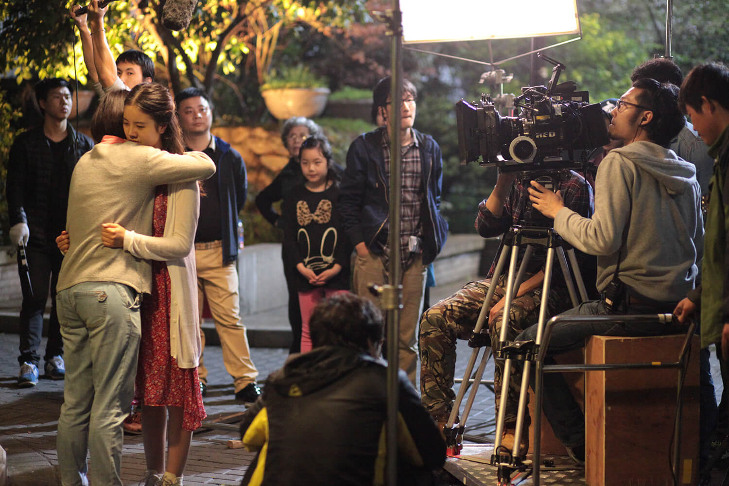 HKBU launches Acting for Global Screen programme to nurture international performance talents