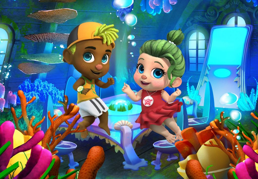 Studio 100 Group and Seabelievers join forces to 'Win Over The World' with the first-ever eco-tainment show for kids