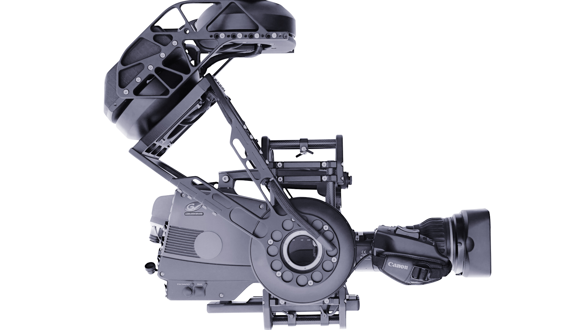 Mo-Sys launches radical new design for camera gyro-stabilisation