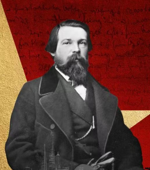 Two-episode documentary 'The Excellent Engels' aired on CCTV