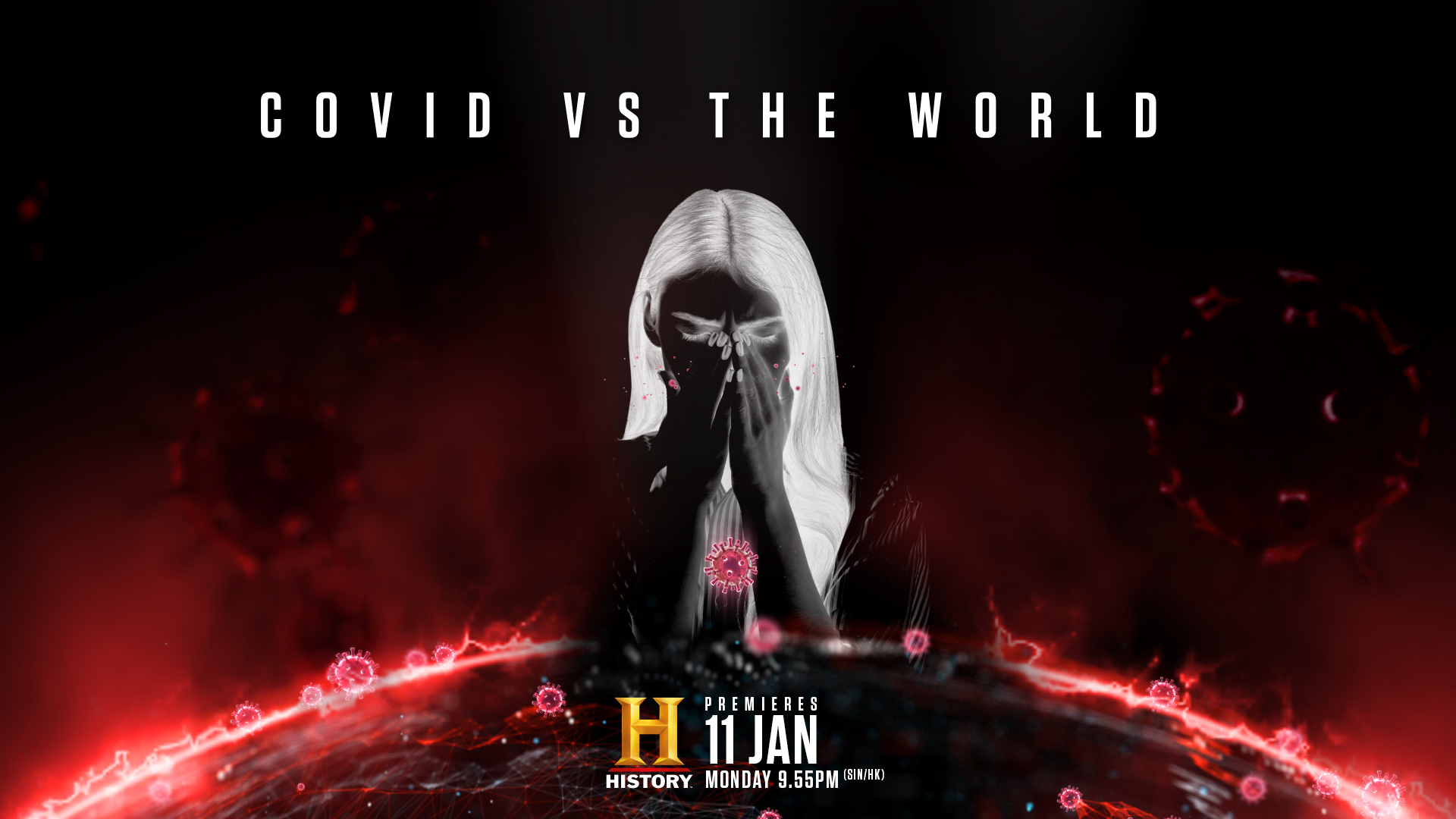 The HISTORY Channel™ to broadcast original production 'COVID vs The World' across Southeast Asia
