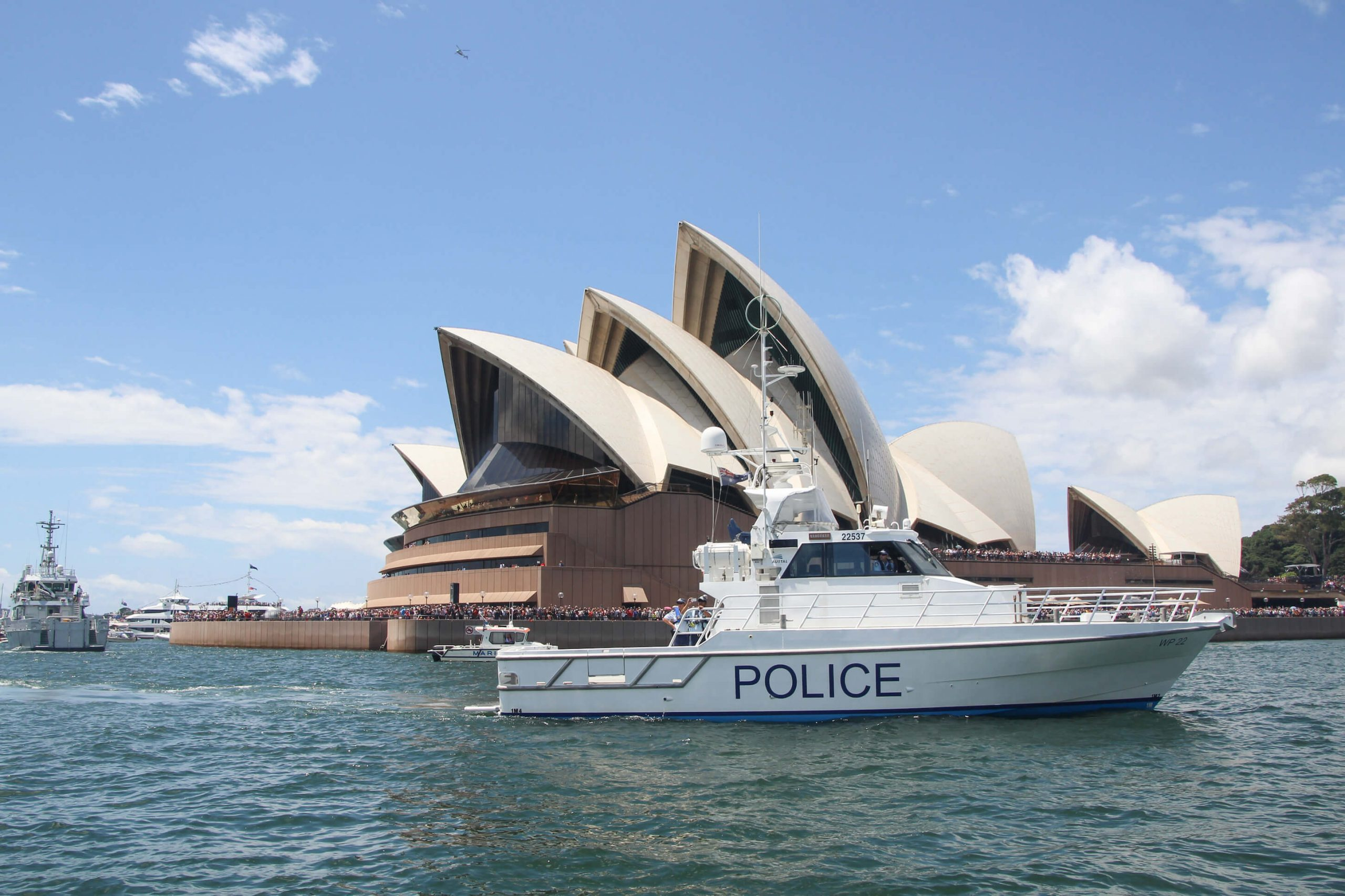 Discovery UK and Discovery Australia and New Zealand greenlight WTFN's 'Sydney Harbour Force'