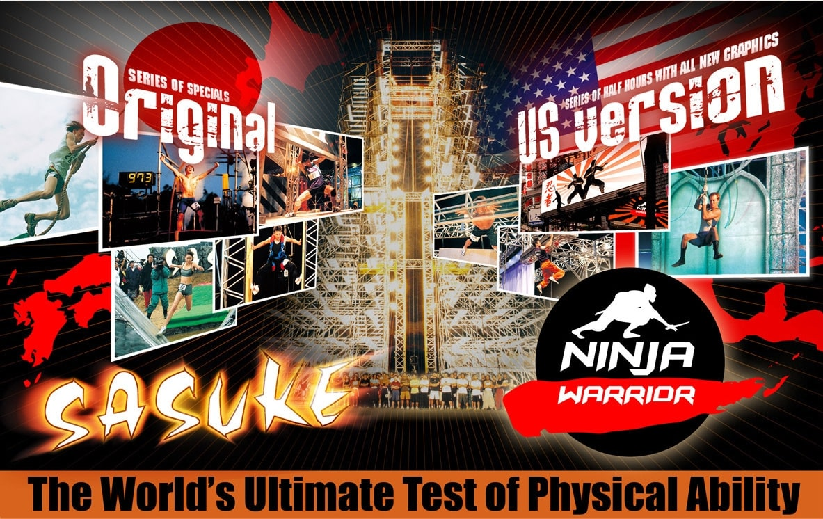 Tokyo Broadcasting System Television, Inc. licenses global streaming rights to 'Ninja Warrior', 'Unbeatable Banzuk'