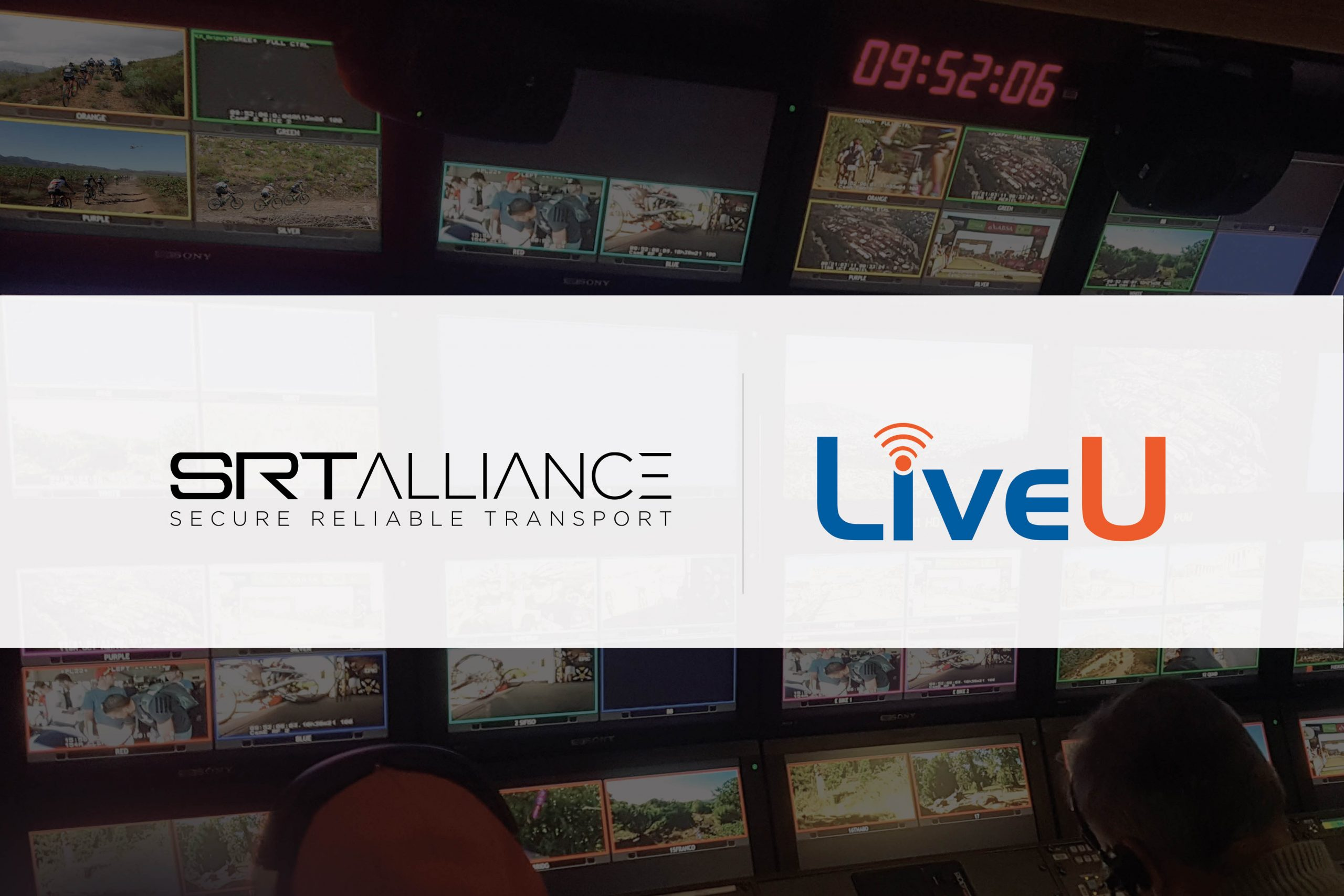 LiveU joins SRT Alliance to further interoperability for high-quality, low-latency video streaming over the internet