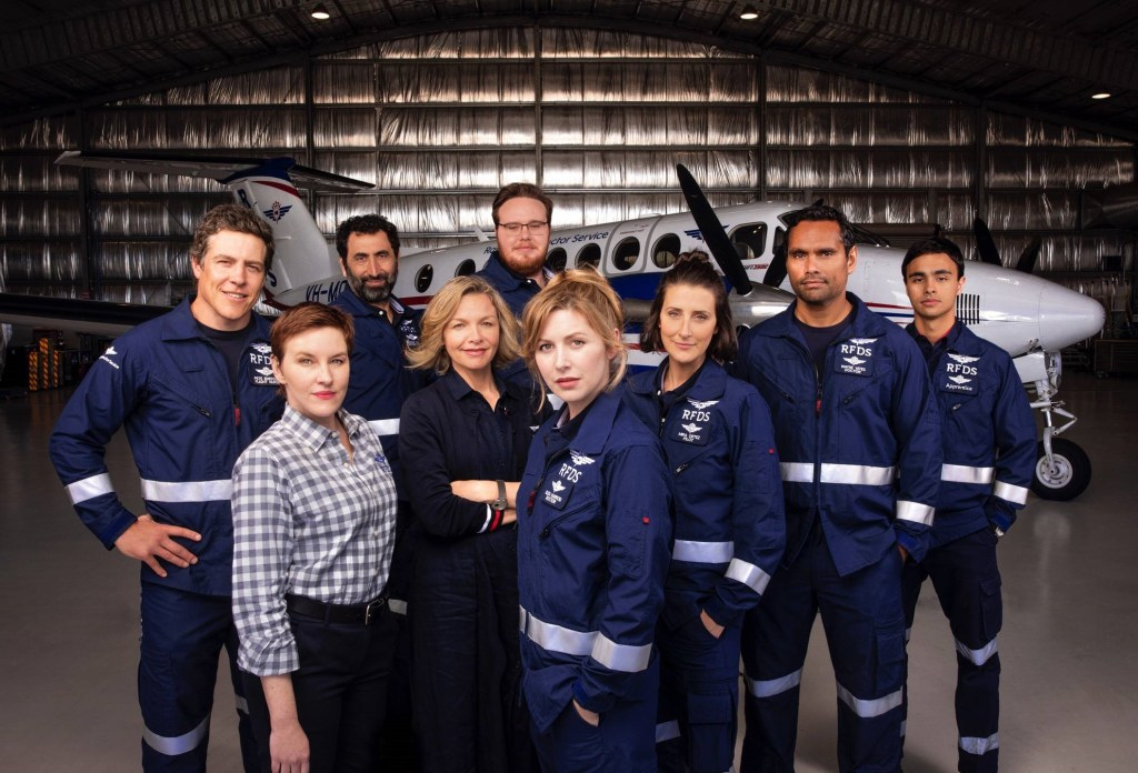 Banijay Rights strikes multiple global sales for 'RFDS: Royal Flying Doctor Service'