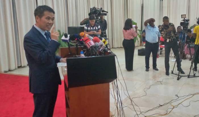 #CoronaVirus: China Embassy denies visa ban on Nigerians