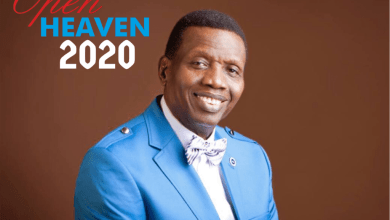 26th April 2021 Open Heaven Devotional - Irreversible Divine Blessings