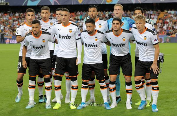 Spanish club, Valencia confirms 35% of squad and backroom staff have tested positive for coronavirus
