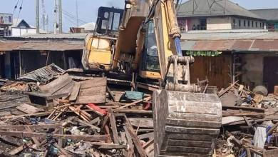 Demolition: The sad reality of a failed state
