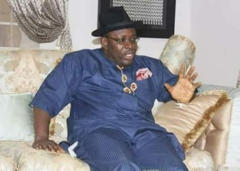 Bayelsa West Students under the leadership of Comr. Bolou Resident endorse and Adopts Hon. Seriake Dickson for Senate