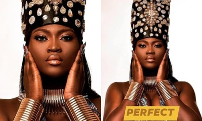Beauty Queen shares stunning photo revealing her sideboobs, says 'PERFECT'