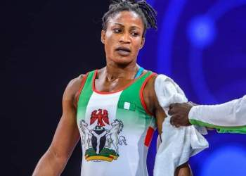 Bayelsa-born wrestler set to clinch Nigeria's first medal in the Tokyo Olympics