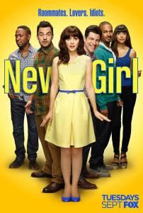 NEW GIRL POSTER S4 (2)