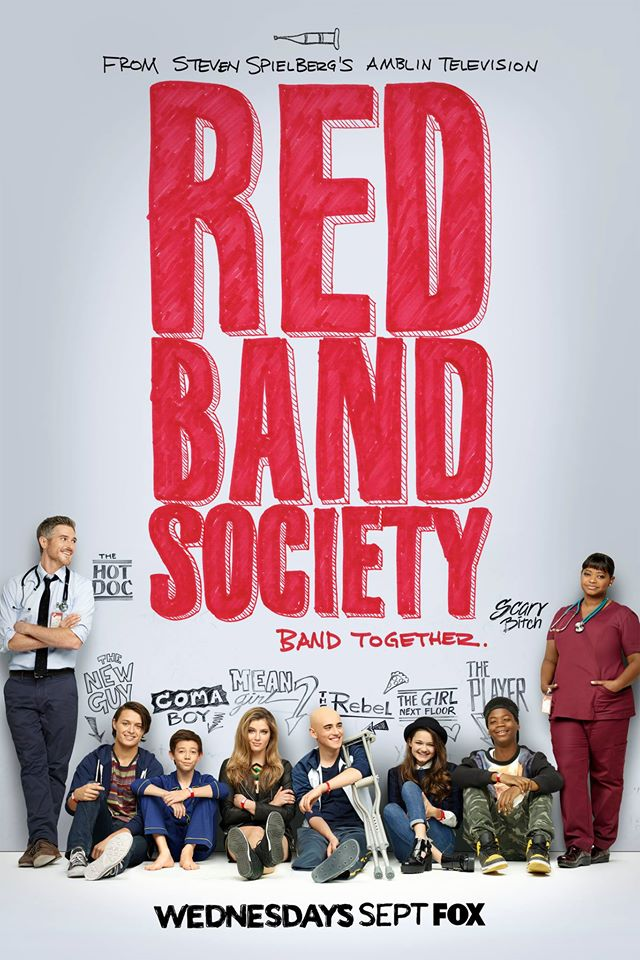RED BAND SOCIETY POSTER S1