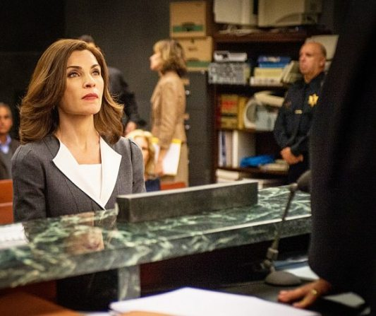 The Good Wife 601