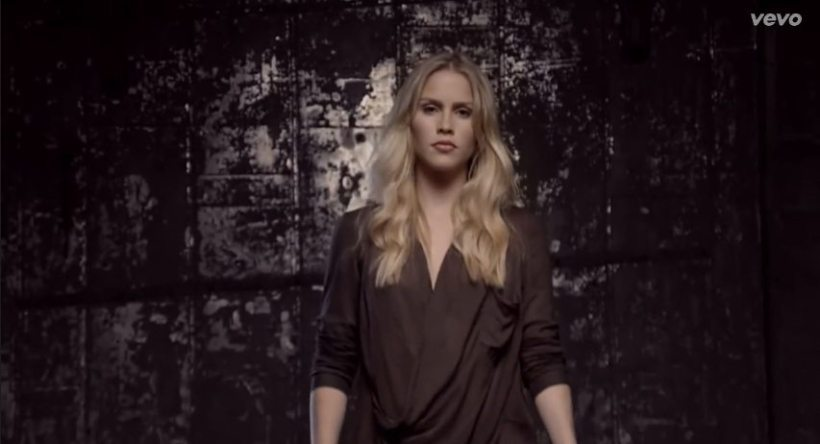 Claire Holt the Madden Brothers Video